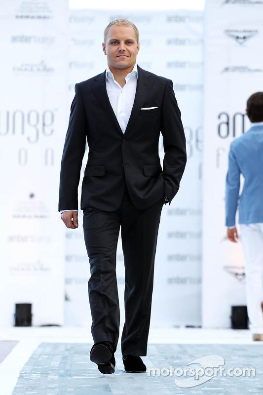 Valtteri Bottas, Williams no Amber Lounge Fashion Show