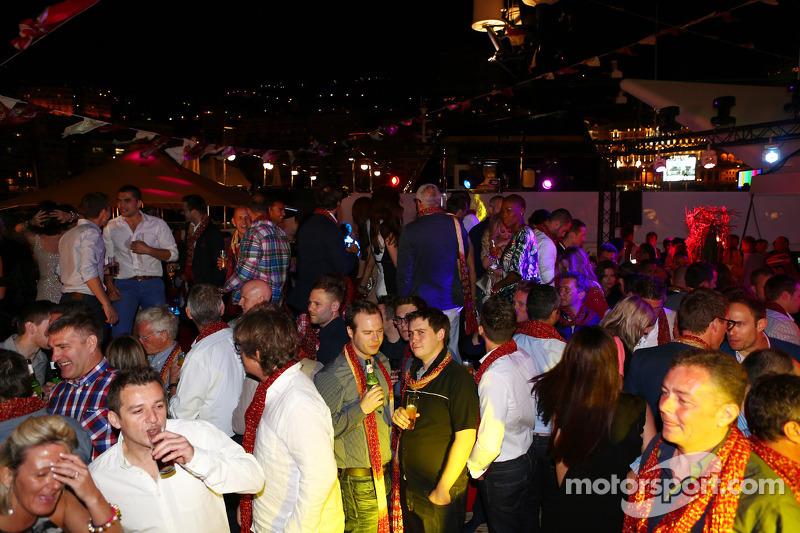 The Signature F1 Monaco Party