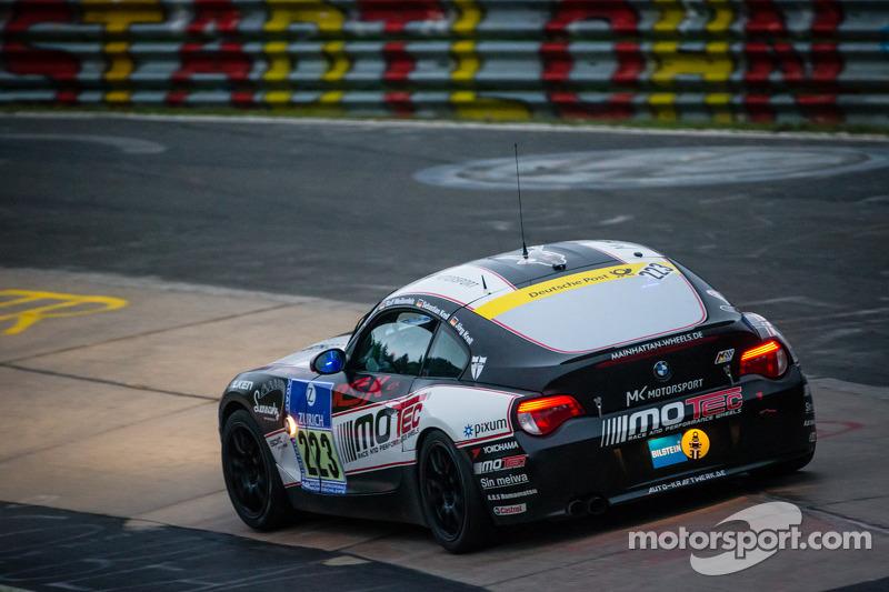 Adrenalin Motorsport BMW Z Si V Raphael Klingmann - Bmw 3 0 si