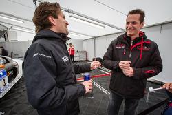 Markus Winkelhock and Marc Basseng
