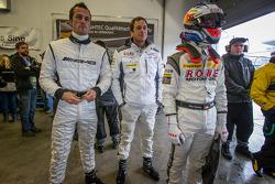 Lance David Arnold, Thorsten Drewes and Nico Bastian