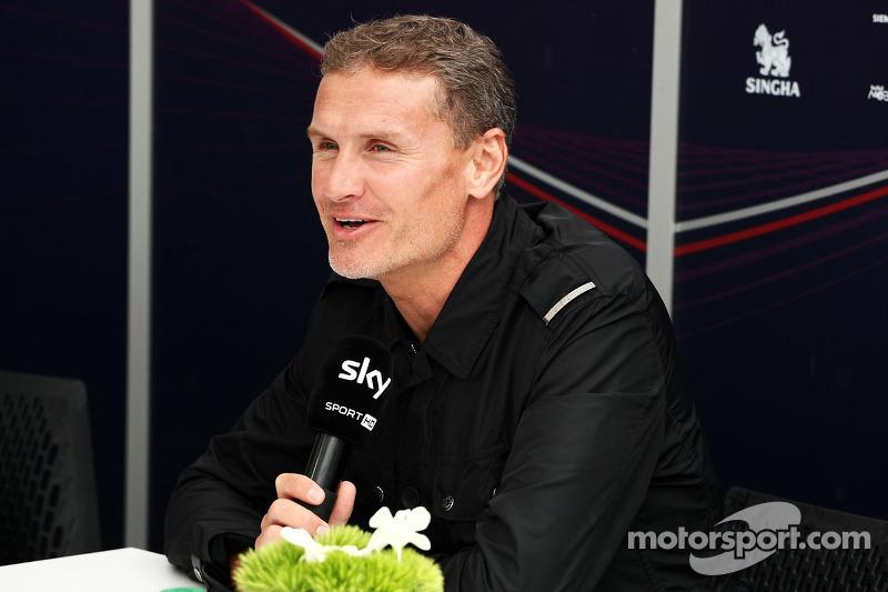 David Coulthard, Red Bull Racing en Scuderia Toro Advisor / BBC-commentator