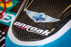 #43 Morand Racing Morgan LMP2-Judd detail