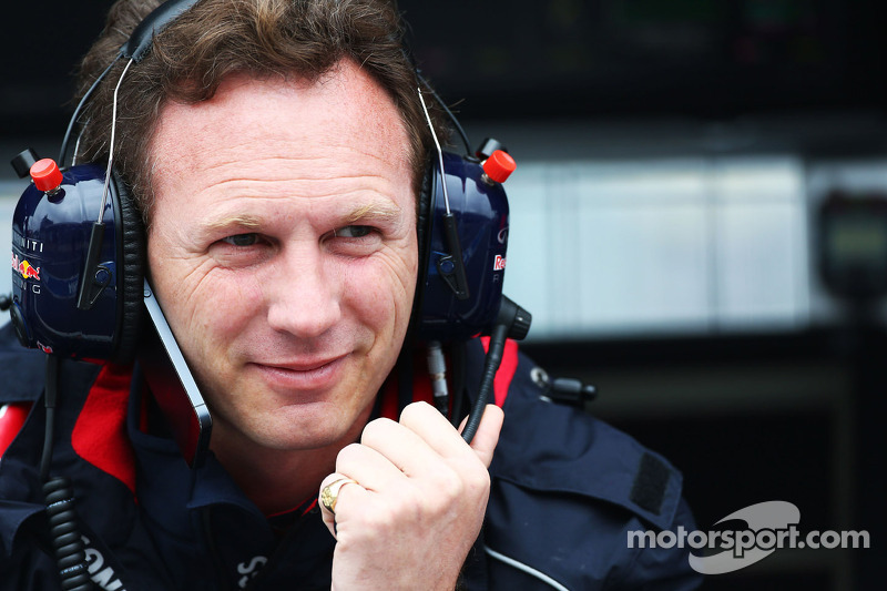 Christian Horner, Teambaas Red Bull Racing
