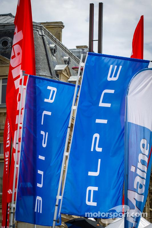 Bandeiras alpinas