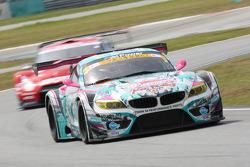 #4 GSR&Studie com TeamUKYO BMW Motorsport Z4 GT3: Nobuteru Taniguchi, Tatsuya Kataoka