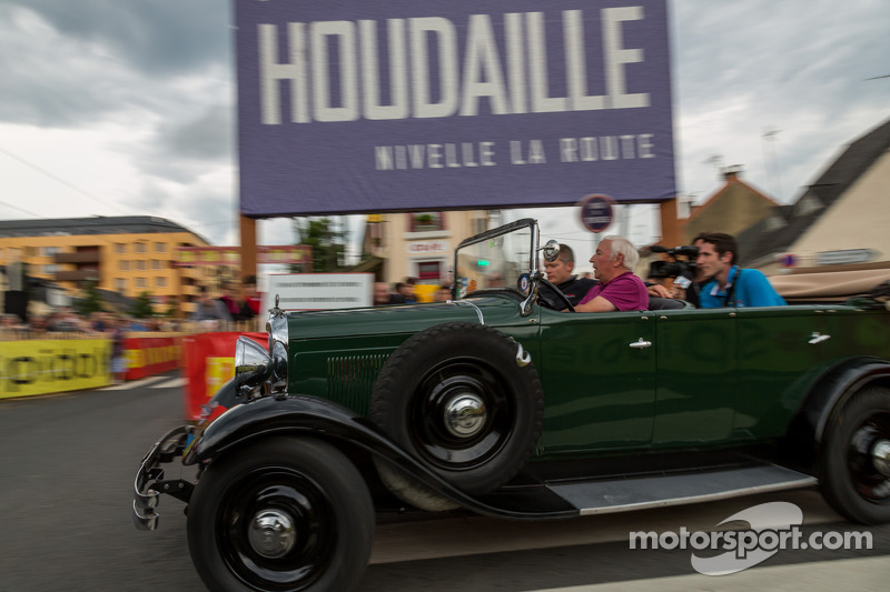 Viering 90-jarig jubileum Virage de Pontlieue
