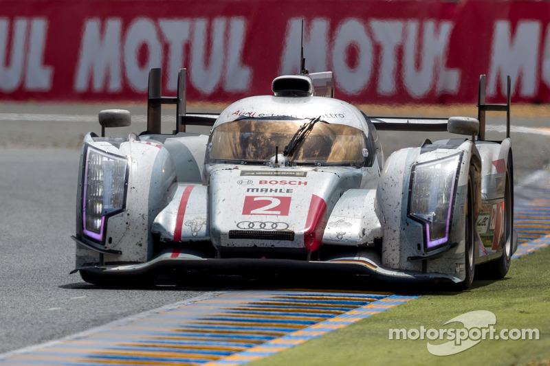 2013: Tom Kristensen, Allan McNish, Loic Duval, Audi R18 e-tron quattro