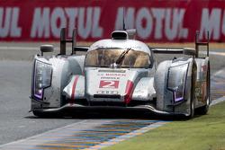 #2 Audi Sport Team Joest, Audi R18 e-tron quattro: Tom Kristensen, Allan McNish, Loic Duval