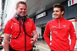 Jules Bianchi, Marussia F1 Team.