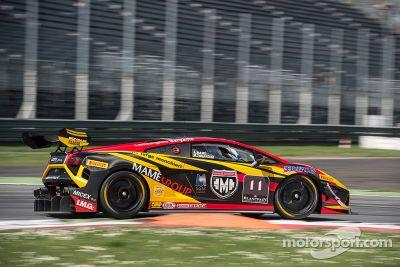 Lamborghini Blancpain Super Trofeo: Monza