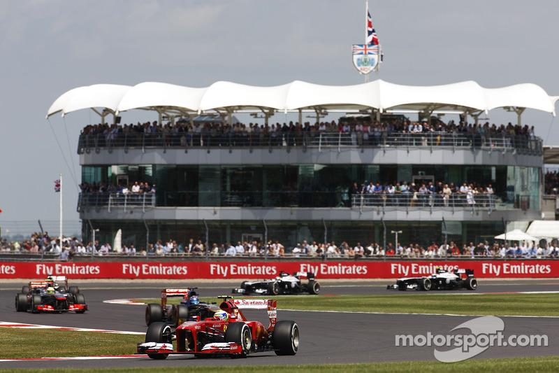 Felipe Massa Ferrari F138