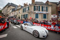 Wiesmann parade