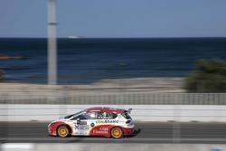 Fernando Monje, CAMPOS RACING SEAT Leon WTCC