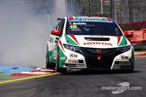Free Practice 2, Tiago Monteiro, Honda Civic Super