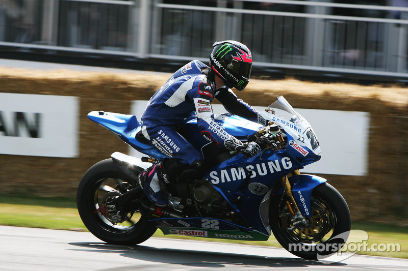 Alex Lowes, Honda CBR 1000 RR