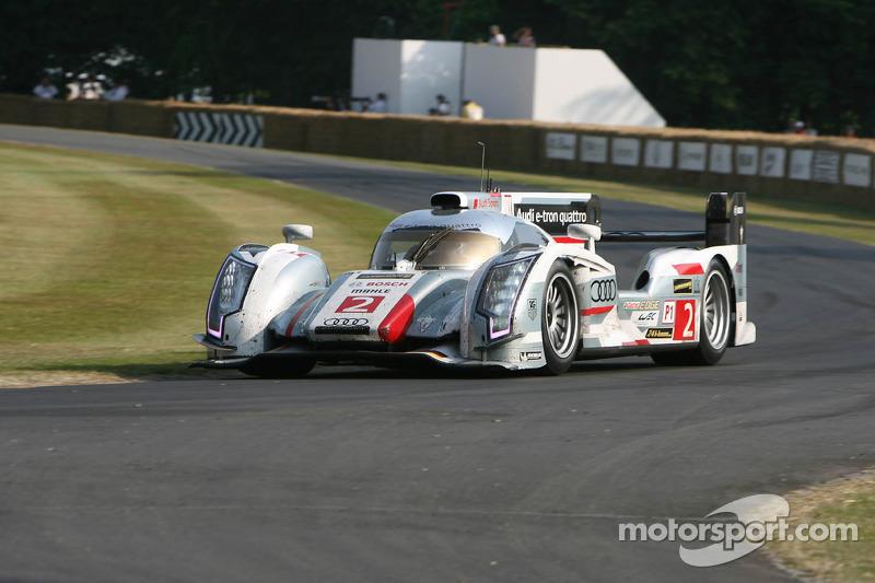 Allan McNish, Audi R18 E-Tron Quattro