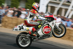 Кевін Шванц, Suzuki RGV 500
