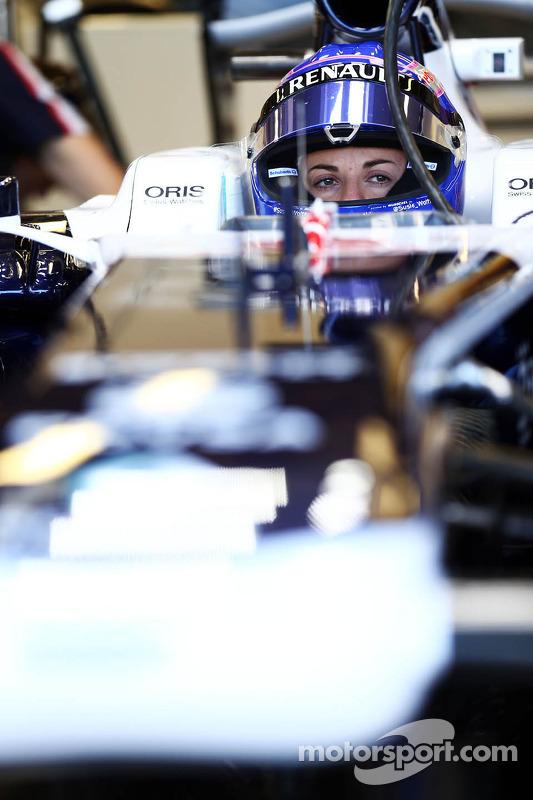 Susie Wolff, Williams FW35 Development Driver