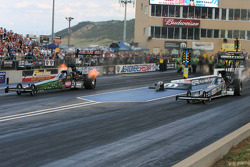 Terry McMillen e Brittany Force