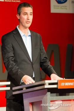 Ed Bennett, CEO of IMSA.