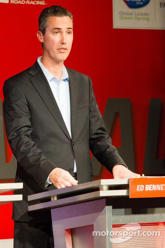 GRAND-AM Presidente e Diretor Ed Bennett