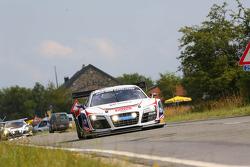 #125 United Autosport, Audi R8 LMS ultra: Mark Patterson, Alain Li, Will Bratt, Glenn Geddie