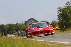#20 SOFREV ASP, Ferrari 458 Italia: Jean-Luc Blanchemain, Jean-Luc Beaubelique, Patrice Goueslard, Frederic Bouvy