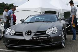 Mercedes Benz SLR McLaren Coupé