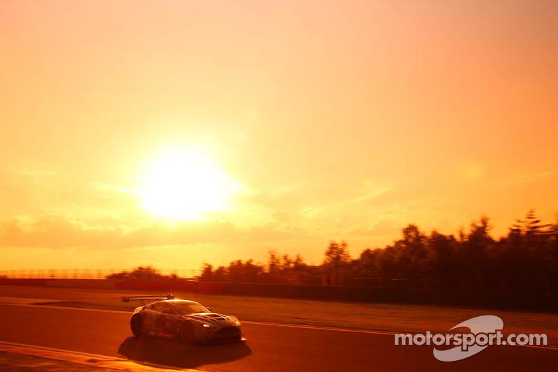 #89 GPR AMR Aston Martin Vantage GT3: Sarah Bovy, Pierre Grivegnée, Michael Schmetz, Bert Redant
