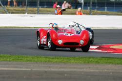Alan Minshaw / Jason Minshaw, Maserati Birdcage T61