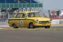 Carlos Monteverde / Gary Pearson, Ford Cortina Lotus