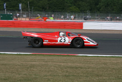 Carlos Monteverde / Gary Pearson, Porsche 917