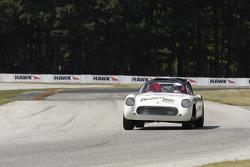 #12 1954 Corvette: Bill Peter