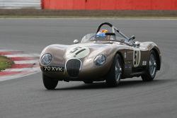 Young/Ward, Jaguar C-Type