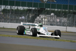 Mike Wrigley, Williams FW07B