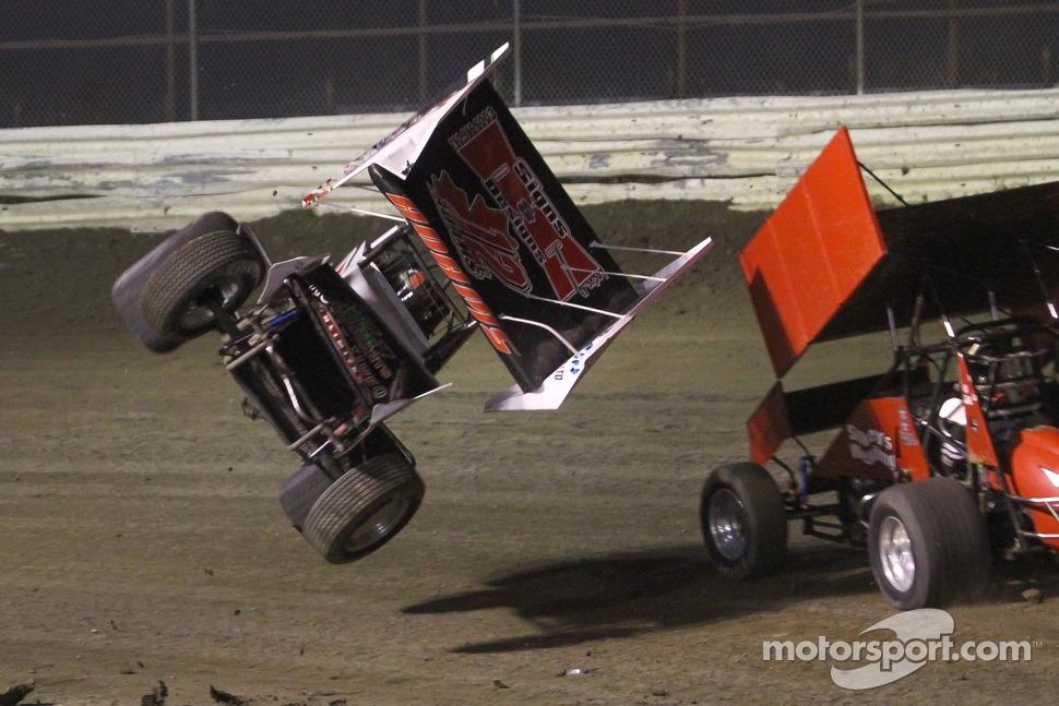 Wreck for Casey Adams