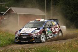 Thierry Neuville e Nicolas Gilsoul, Ford Fiesta WRC, Qatar M-Sport WRT