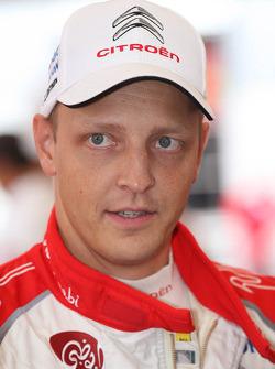 Mikko Hirvonen, Citroën Total Abu Dhabi World Rali Team