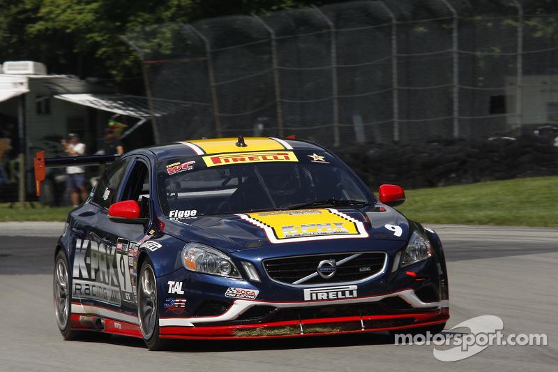 Alex Figge, Volvo S60
