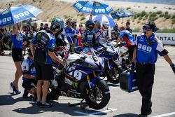 SportBike Race #1 grid