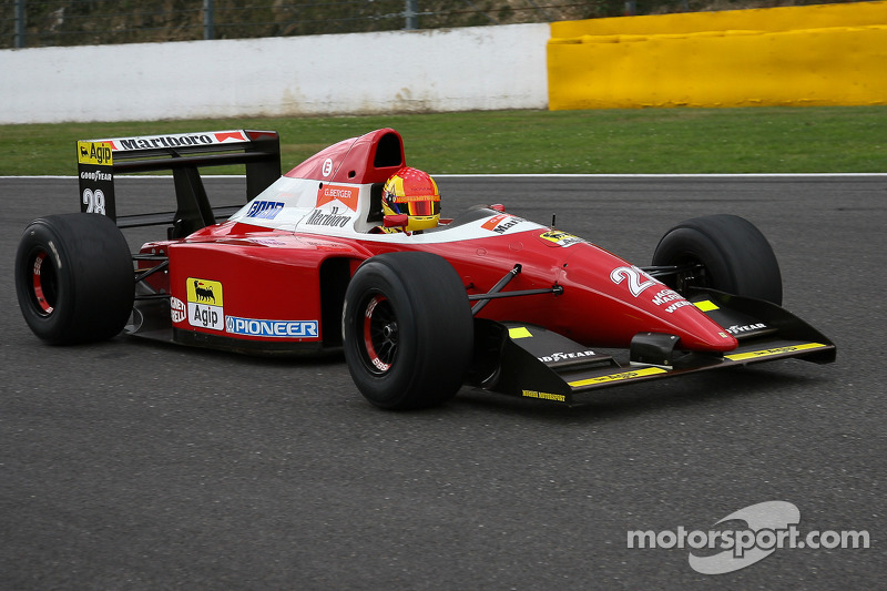 Ferrari F93A F1 (1993, ex-Gerhard Berger)