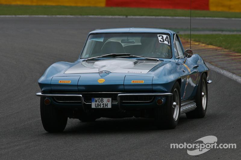 Chevy Corvette Stingray Coupé