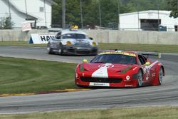 #63 Scuderia Corsa Ferrari 458: Jeff Westphal, Alessandro Balzan