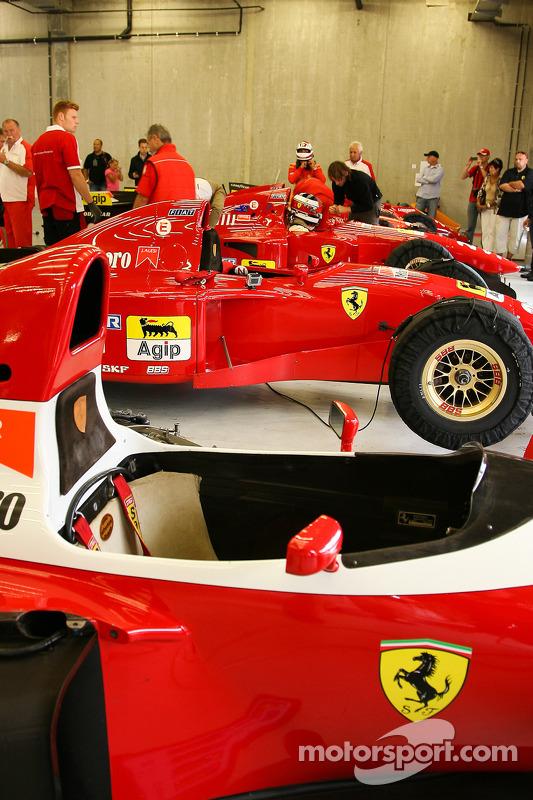 Ferrari F1 Vintage
