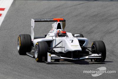 Kimi Raikkonen test de GP3-13