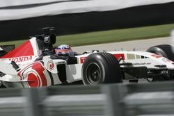 Takuma Sato, BAR Honda 007