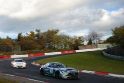 Indy Dontje, Maximilian Götz, Luca Ludwig, HTP Motorsport, Mercedes Benz AMG GT4