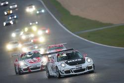 David Jahn, Adrien De Leener, Porsche 911 GT3 Cup