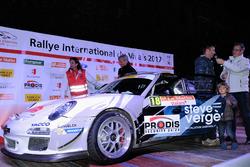 Romain Dumas, Denis Giraudet, Porsche 997 GT3 RS, Porsche Team